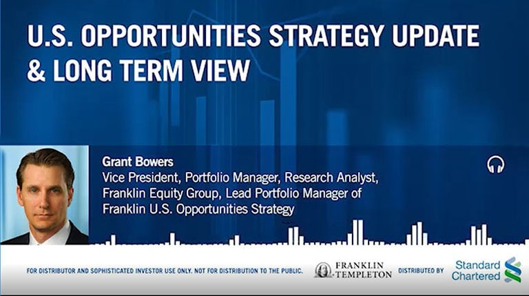 US Opportunities Strategy Update