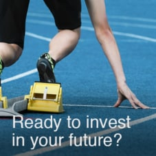 Ready to invest in your future?