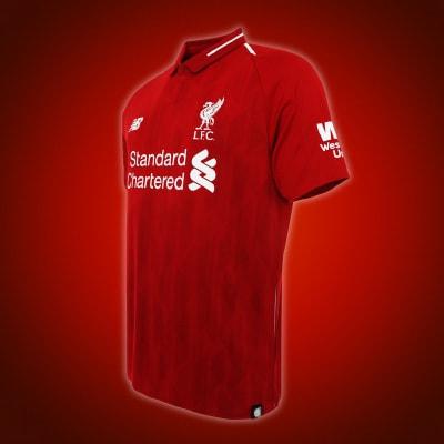 LFC Home Shirt 18/19