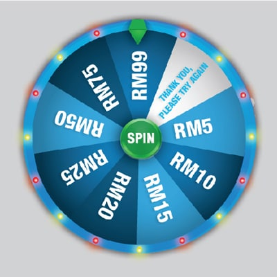 Spin and Win 2018 – Standard Chartered Malaysia