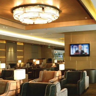 Unlimited Plaza Premium Lounge access