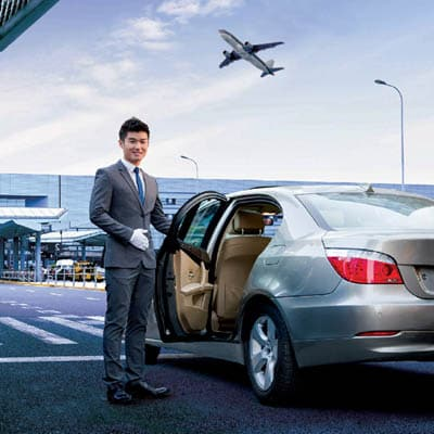 Cashback on airport transfers