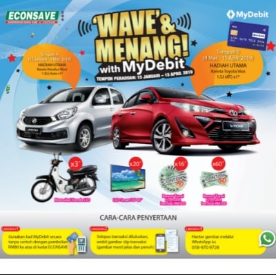 Wave and win rm
