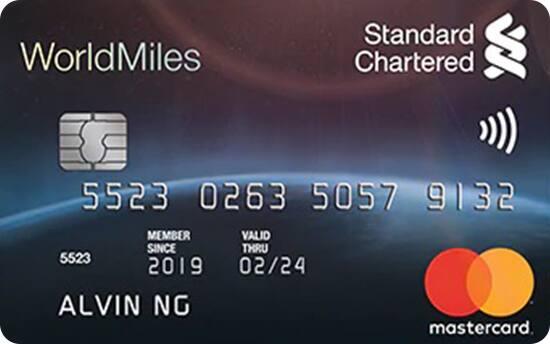WorldMiles World Mastercard®