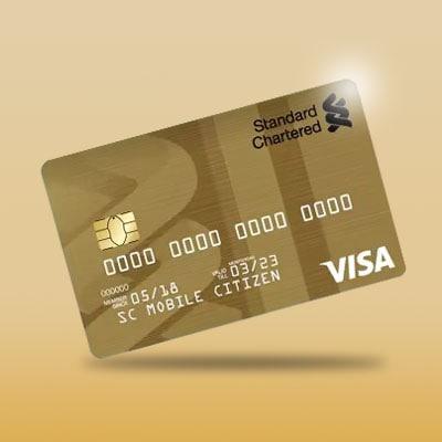 Goldcreditcard ng