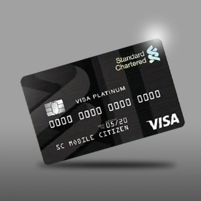 Visa Platinum Credit Card