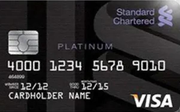 VISA PLATINUM DEBIT CARD