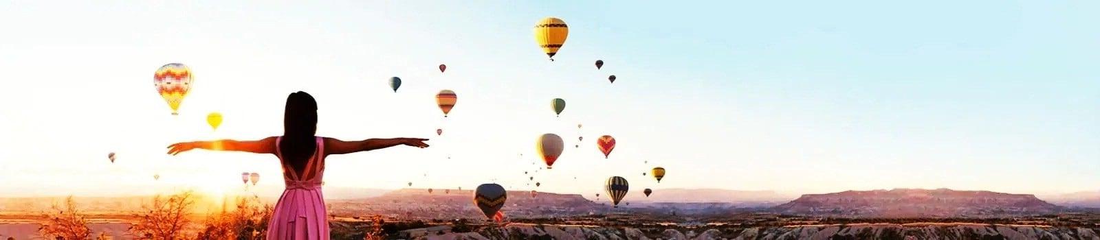 Balloon, Ball, Person