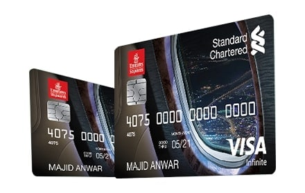 Emirate Infinite Credit Card