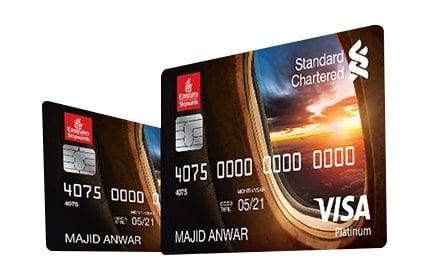 Emirate Platinum Credit Card