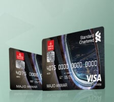 Standard Chartered Emirates Infinite Credit Card