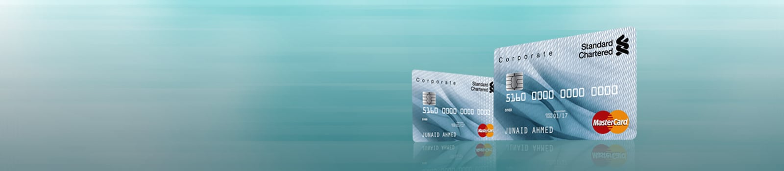 Standard Chartered Corporate Card