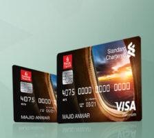 Emirate Standard Chartered Platinum Credit Card