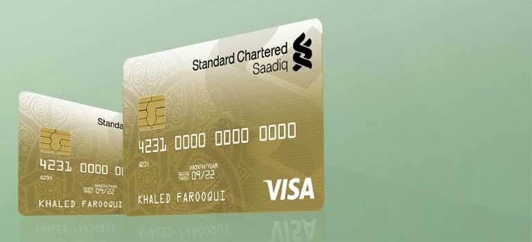 Saadiq Gold Credit Card