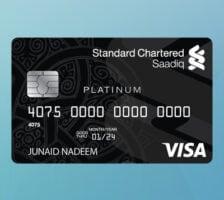 Saadiq Platinum Credit Card