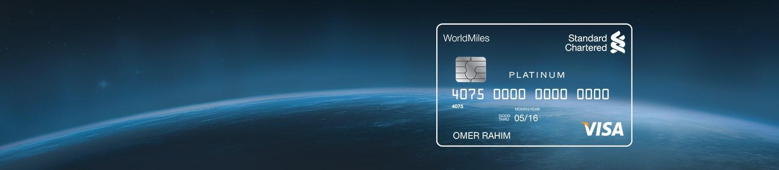 Visa Worldmiles