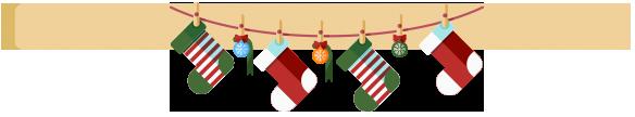 Top decorations