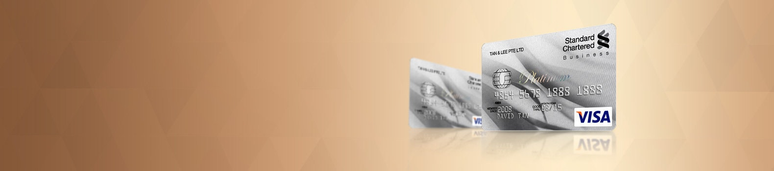 Employee Banking Business Platinum credit card