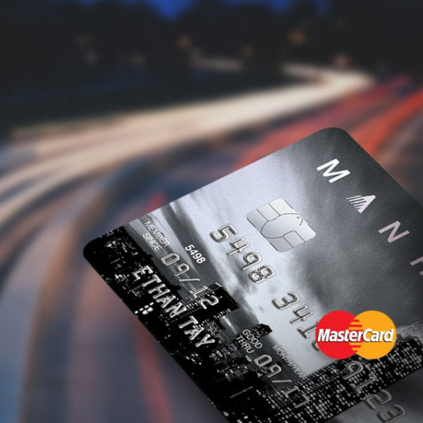 MANHATTAN World Mastercard