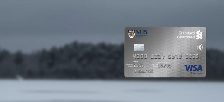 NUS Platinum Credit Card