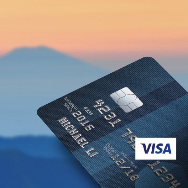 Priority Visa Infinite Credit Card
