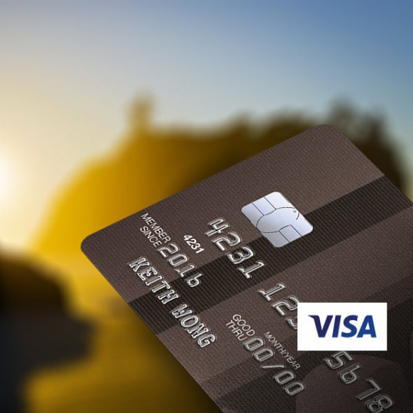 SC Visa Infinite Card