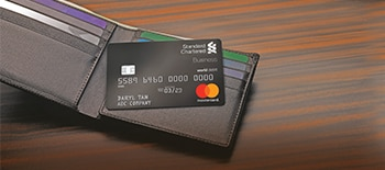 With Business Debit Card, enjoy 1% rebate on all qualifying spend with no rebate cap and no minimum spend