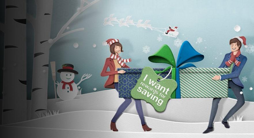 Bonus$aver Promotion Save and be rewarded this festive season