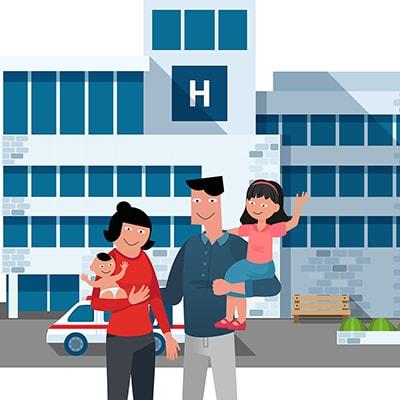 S hospital v