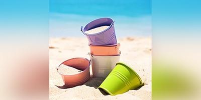 Start the bucket savings strategy
