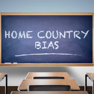 Sg home country bias