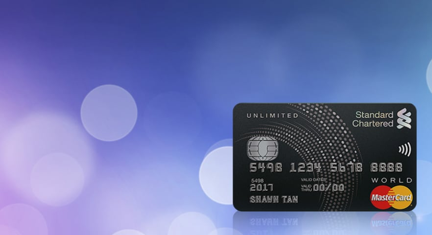 inline banner credit card