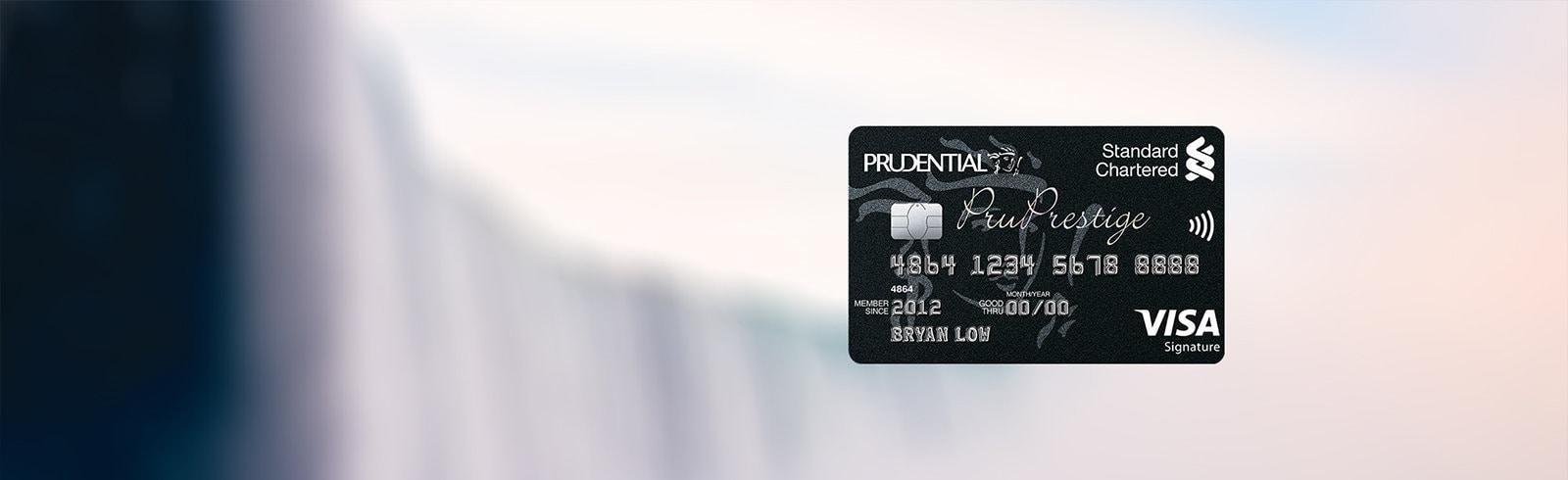 SG PruPrestige Credit Card