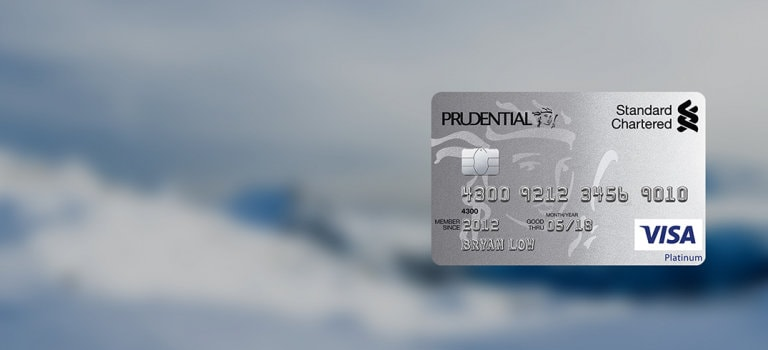 Prudential Credit Card