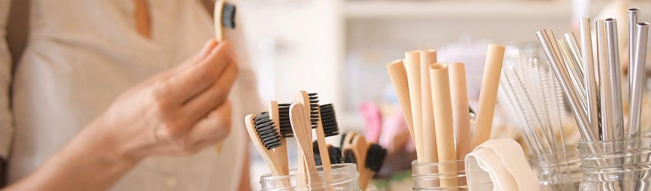 Person, Human, Brush