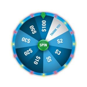 Sg spin the wheel x