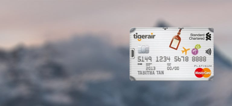 Tigerair Credit Card