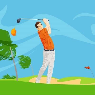 Sg vix golfer