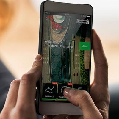 Sg mobile app x