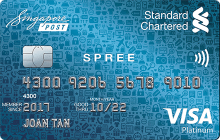 Spree Credit Card