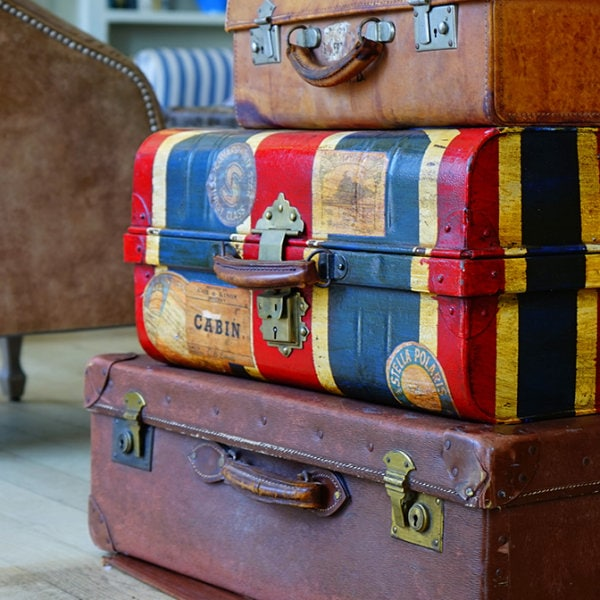 Travel shopping luggage gifts
