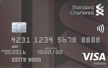 Visa Infinite Card