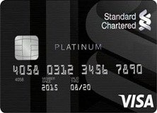 Platimun Visa Debit Card