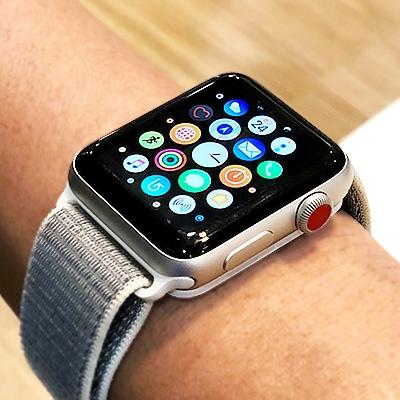 Tw apple watch x y