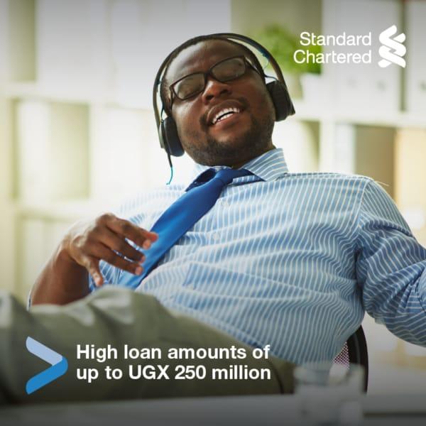 Ug high loan amounts pintile