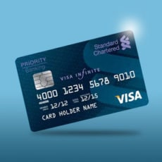 Visa Infinite Debit Card
