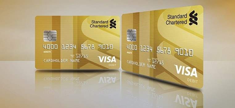 Visa Gold Debit Card Account