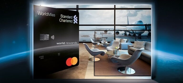 Thẻ Tín Dụng Priority WorldMiles