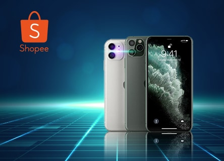 Get a new iPhone 11 with Shopee