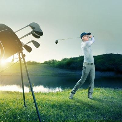Vn en golf